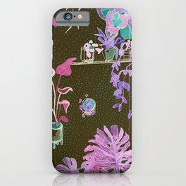 Indoor Jungle 6 iPhone Case