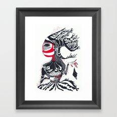 nt 014 Framed Art Print
