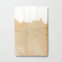 The Scope Metal Print