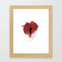 Jockey! Framed Art Print