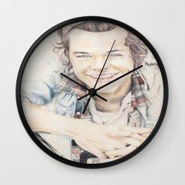 Harry Styles Wall Clock