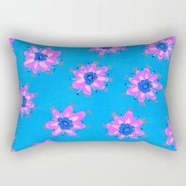Bar Harbor Rose Rectangular Pillow