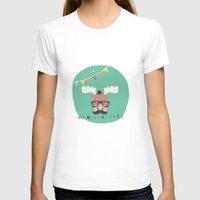 monty python T-shirts featuring Monty Mouse by Little Joy Designs