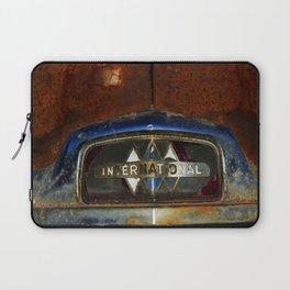 International Truck Emblem Laptop Sleeve