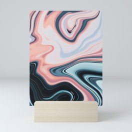 Pastel & Dark Mini Art Print