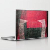 gemini Laptop & iPad Skins featuring Gemini by Fernando Vieira