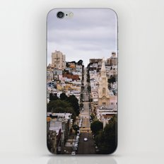 Frisco iPhone & iPod Skin