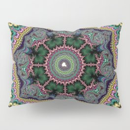Fractal Gear Pillow Sham