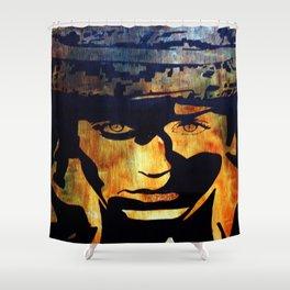 G. I Jo Shower Curtain