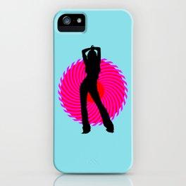 Hot Spot I iPhone Case