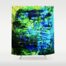Faces are Everywhere Shower Curtain