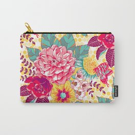 Bloomin' Beauties - Sunshine Carry-All Pouch