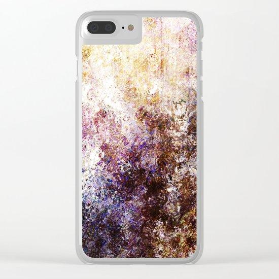 Mermaid Jewel Deep Sea Clear iPhone Case