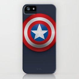 Cap Shield iPhone Case