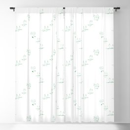 Martha's Critters Blackout Curtain