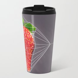Strawberry cocktail  Travel Mug