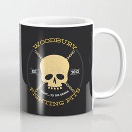 Woodbury Fighting Pits Coffee Mug