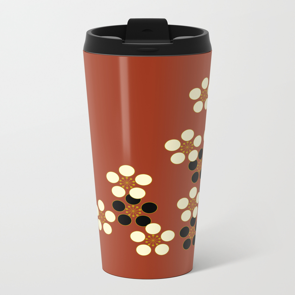 Beautiful Springtime Japanese Cherry Blossom Travel Cup TRM8735280