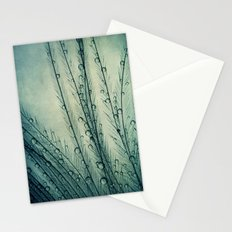 Moody Blues Feather Drops Stationery Cards