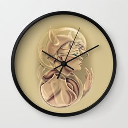 Somewhere Wall Clock