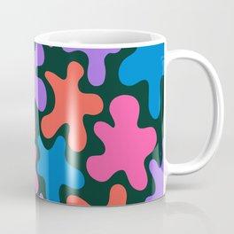Splatter Green  Coffee Mug