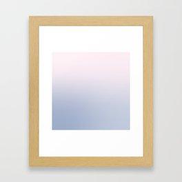 gradient #001 Framed Art Print