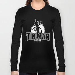Tin Man Games logo Long Sleeve T-shirt
