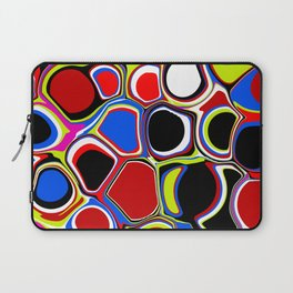 Bubbles Pouring Like Laptop Sleeve