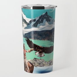 The eagle's journey Travel Mug
