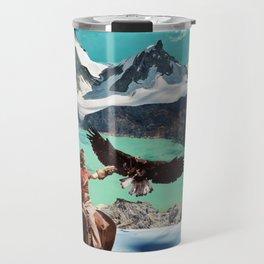 The eagle's journey Travel Mug