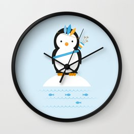 Be brave! Wall Clock