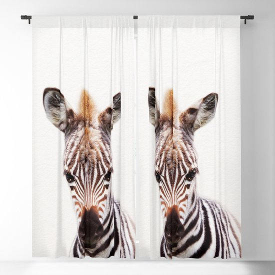 Baby Zebra, Baby Animals Art Prints by Synplus by synplus