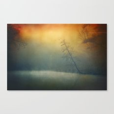 Hour of Silence Canvas Print