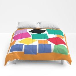 Square Elephant Comforters