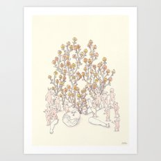 Another Mother - Organization Art Print