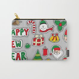 My Christmas Theme (: Carry-All Pouch