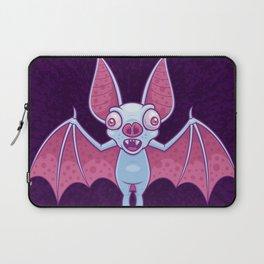 Albino Vampire Bat Laptop Sleeve
