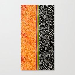 Fire/Air Set A Canvas Print