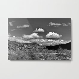 Old Style Superstitions Metal Print