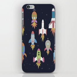 Rockets! iPhone Skin