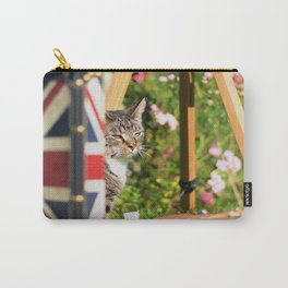 Hidden Cat-Eno Carry-All Pouch