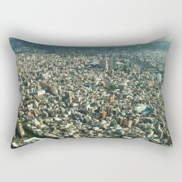 View of Tokyo from Skytree Rectangular Pillow
