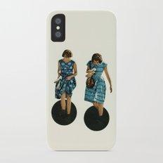 Quicksand iPhone X Slim Case