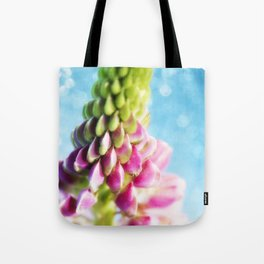 Lupin & Sparkles Tote Bag