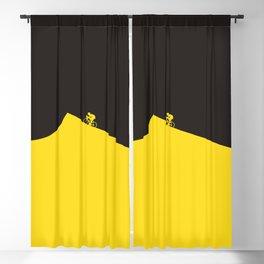 Yellow Jersey I Tour de France Blackout Curtain