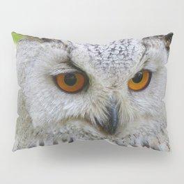Eagle owl Pillow Sham