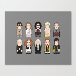 Rocky Horror Picture Show Canvas Print
