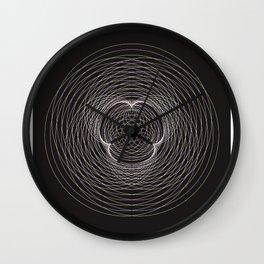 Oscillations #1 Wall Clock