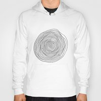 circles Hoodies featuring circles by Irma Ibric