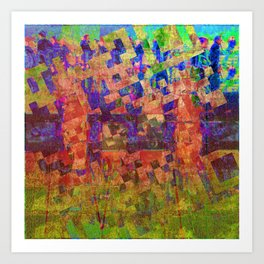 20180429 Art Print